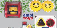 Features Five Popular Toys From The Ambi Toys Range
