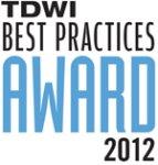 Cooper Lighting Has Been Named a 2012 Best Practices Awards Winner