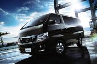New Nv350 Caravan in Japan Is Unveiled by Nissan