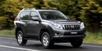 Toyota Prado Proved to Be The King of The Hill in SUV Sales for 2012