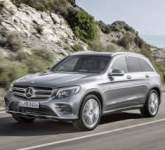 Mercedes Expands Production of GLC SUV to Finland