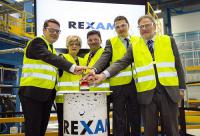 Rexam Opens pound 115m Can Making Plant in Switzerland