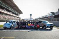 Nissan Will Be Providing LCV and Related Services to Infiniti Red Bull Racing