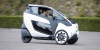 Toyota I-Road Concept Has Been Revealed