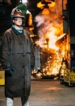 Victaulic Developed a Leading-Edge Foundry Worker Safety Coat