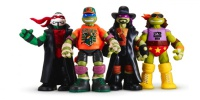 TMNT and WWE Partner for New Ninja Superstars Action Figures