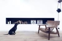 Minimalist 18th Century Apartment With A Scandinavian Feel