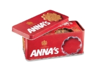 Lotus Bakeries Announces The Release of New Packaging for Anna's Thins
