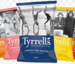 Far Eastern Food Firms Could Snap up UK Crisp Brand Tyrrells