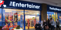 The Entertainer Is Preparing to Re-Open Its Newly Re-Fitted Uxbridge Store