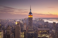 PCK Developed Groundbreaking New LED Lighting System to Bright Empire State Building