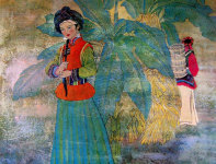 The Primis Mainly Live in The Laojun Mountain of Lanping and The Foothills of The Maoniu