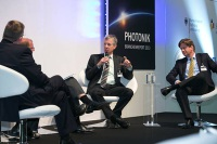 LASER 2013: photonics to employ 165,000 in Germany by 2020