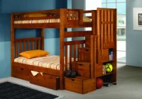 Bunk Beds with Stairs Are The Best Beds for Kids