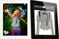 ANNA SCOTT Digitalized Its Sales Processes with iPad and iPhone APP Apps4fashion