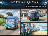 JMC Conducted 'JMC Light Low-Carbon China Tour Experience Camp'