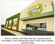 The Ten Most-Read News Stories of 2012 Include UK Grocers Signing a Code of Conduct