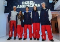 North Face Unveiled The Official 2014 U.S. Freeskiing Competition Uniforms