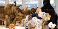 The Retailer Has Seen a 53 Per Cent Increase in Sales of Cuddly Toys