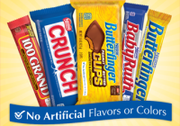 Nestle USA Gets Rid of Artificial Flavours and Colours From Its Chocolate Products