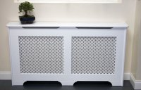 Build Your Own Radiator Cover or Get Creative with Some Colorful Painting
