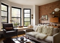 Modern Perfumer House With Vintage And Industrial Touches