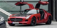 Mercedes-Benz SLS Amg GT Final Edition Have Been Released Ahead of Its Simultaneous Debuts