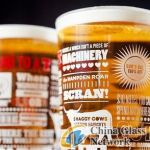 """A Pint Glass Celebrating """"Warmth and Wit"""" Has Been Created to Mark St Andrew's Day"""