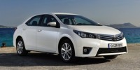 The All-New Toyota Corolla Sedan Will Be Sent Here From Thailand for The First Time