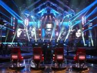 Elstree Light and Power Are Used for The Voice UK