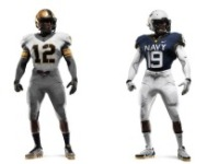 Army & Navy Academy Uniforms was designed by Nike Football