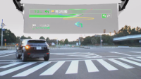 Japan's Pioneer Has Launched a Car Navigation System That Uses Heads-up Displays