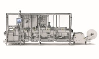 Multivac Launches a Packaging Solution R 900 for Filling Water Beakers