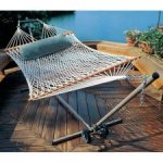 Hammock Stands for Hammocks with and Without Spreader Bars