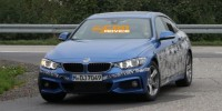 A BMW 4 Series Gran Coupe Was Spotted Testing in Germany