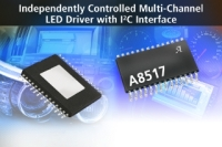 Allegro Microsystems Announces New Programmable Multi-Output LED Driver for LCD Backlight