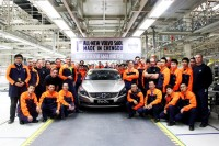 Volvo Car Group Commenced The Production of Volvo S60L Vehicles in China