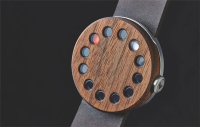 An Interesting Wooden Watch