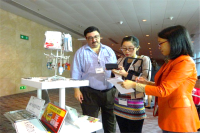 Source from China, Visit Made-in-China.com at Mega Show 2014
