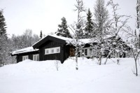 Fairy-Tale-Like And Cozy Wooden Norwegian House