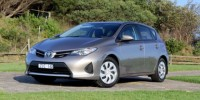 2013 Toyota Corolla Is Undertaking Review