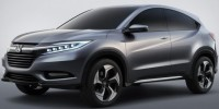 Honda Urban SUV Compact Crossover Is Set to Be Officially Unveiled