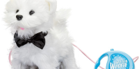 The Walking Westie Has Emerged as The Winner of The Plush 2015 Election