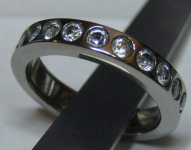 Sure There May Have Been a Few Challenges During The Production of This LED Wedding Ring