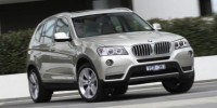 2013 BMW X3 Has Received Extra Features with Specification Upgrade Boosts SUV Valve