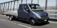 The Renault Master Single-Cab Starts at $45,490, with The Dual-Cab Priced From $50,490