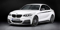 Performance Parts and Accessories for The All-New BMW 2 Series Coupe Have Been Revealed