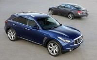 The New Infiniti Q Family Comprises The Q60, Q70 and QX70 to Replace The Older One