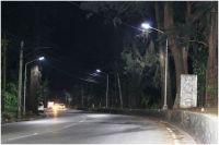 Utilizing energy-efficient roadway lighting is Baguio City one of the core initiatives