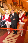 Shaw Is Restoring The Grand Central Terminal Tradition of Rolling out The Red Carpet